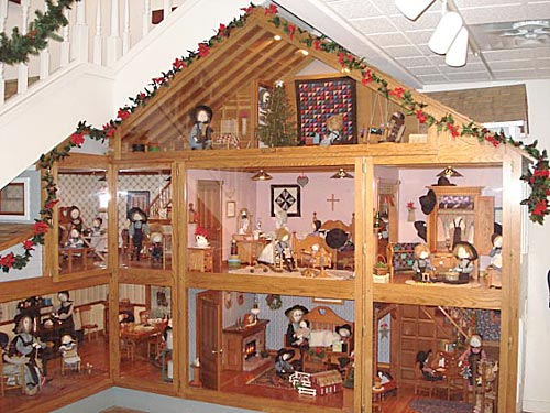 Angels Attic Doll Museum Angels Attic Doll Museum Offbeat